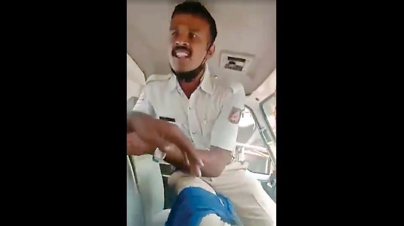 Head Constable Mahaswami