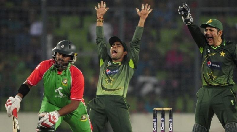 2019 Icc World Cup Pakistan Vs Bangladesh Warm Up Game