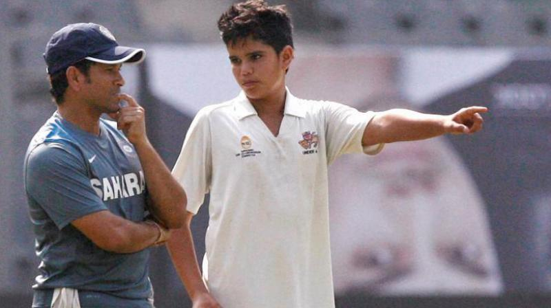 Arjun Tendulkar on previous occasions bowled to the Indian team in the nets be it during the Champions Trophy in England in 2017 or before the T20 versus Sri Lanka in December 2017.