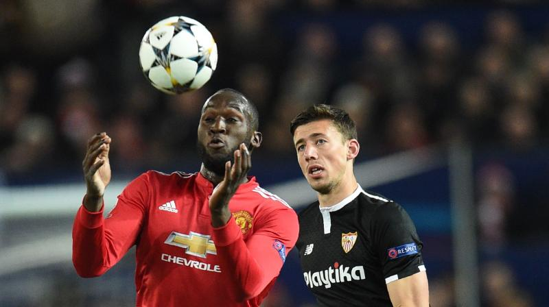 Lenglet has been one of Sevilla's stand-out players this season, with then coach Vincenzo Montella admitting earlier this year his French defender had the talent to play for a club like Barcelona. (Photo: AFP)
