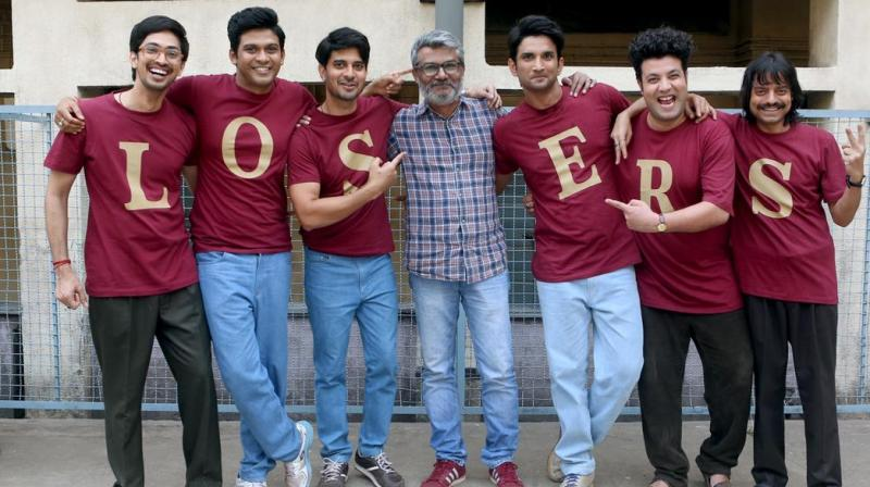 Did You Know Chhichhore Cast Underwent Behavioural Workshop To Play 50 Year Olds