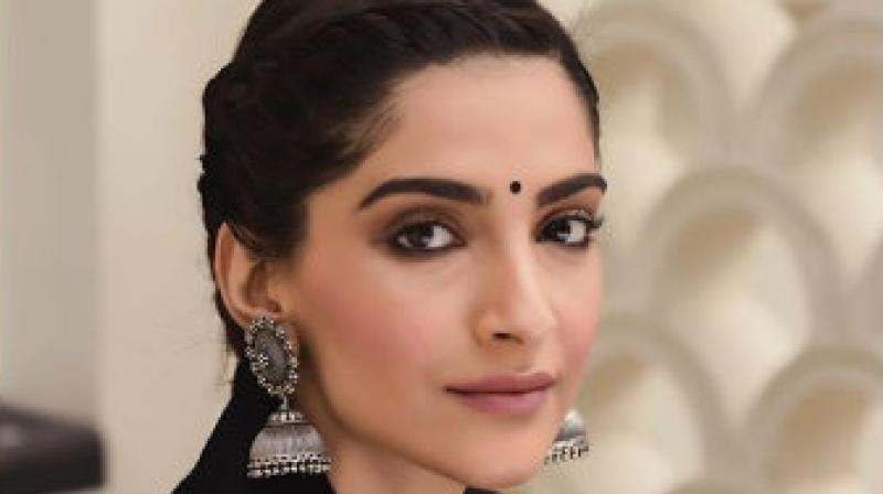 Sonam Kapoor has iodine deficiency