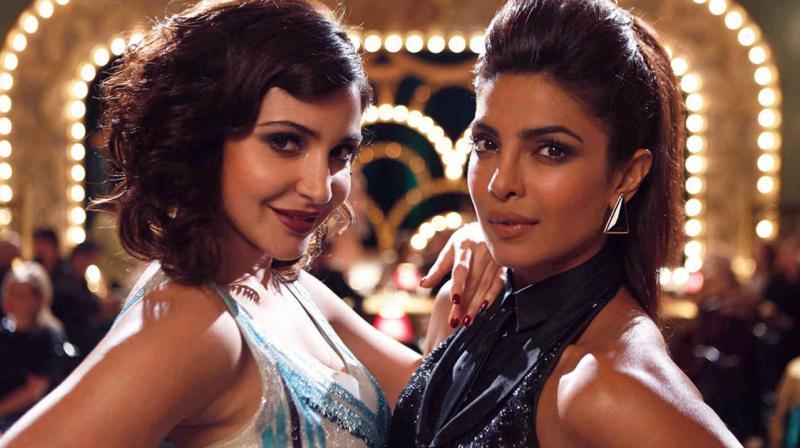 Anushka Sharma and Priyanka Chopra Jonas.