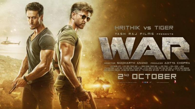 War trailer: Hrithik Roshan and Tiger Shroff are ready to kill each other
