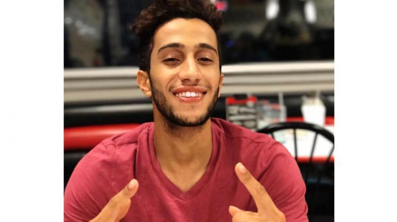 Mohammed Abdullah Al Araimi.