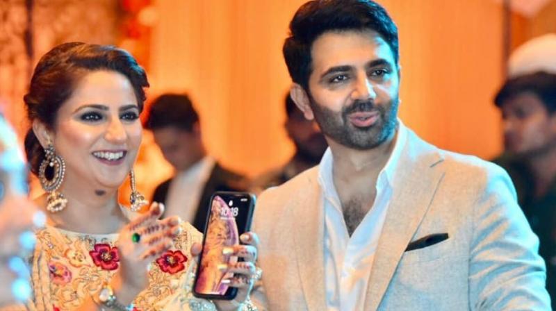 Nishu Arora and Gunjeet Kaur.