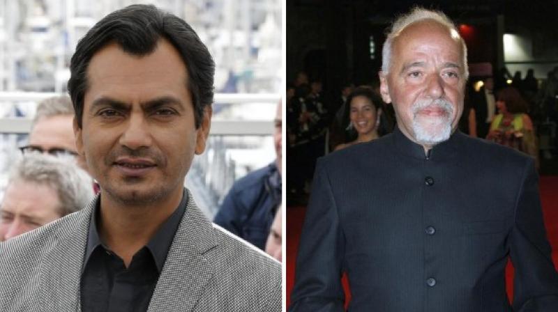 Renowned author Paulo Coelho praises Nawazuddin Siddiqui's act in 'Sacred Games'