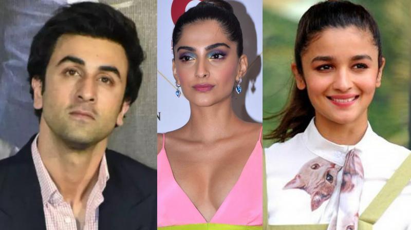 Sonam shares Ranbir and Alia's 'lucky charm' ahead of 'The Zoya Factor' release