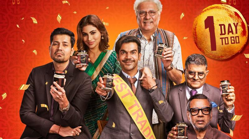 Made In China: Rajkummar Rao's co-stars come together to promote his 'new product'