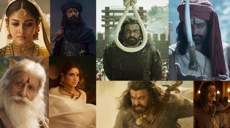 Syeraa trailer: Chiranjeevi starrer promises to tell rousing story of a rebel