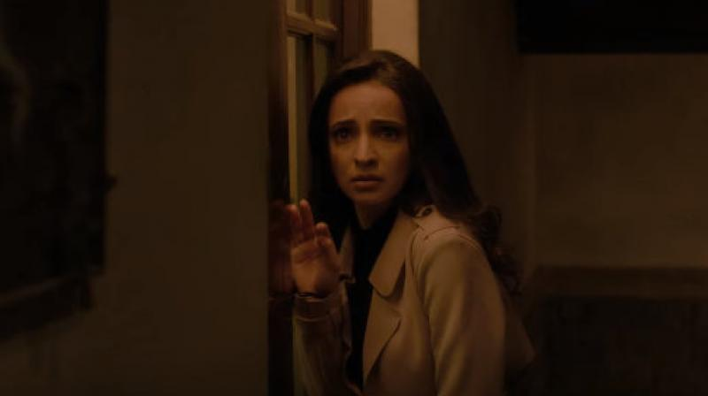 A screengrab from 'Ghost' trailer. (Courtesy: YouTube/ Pooja Entertainment)