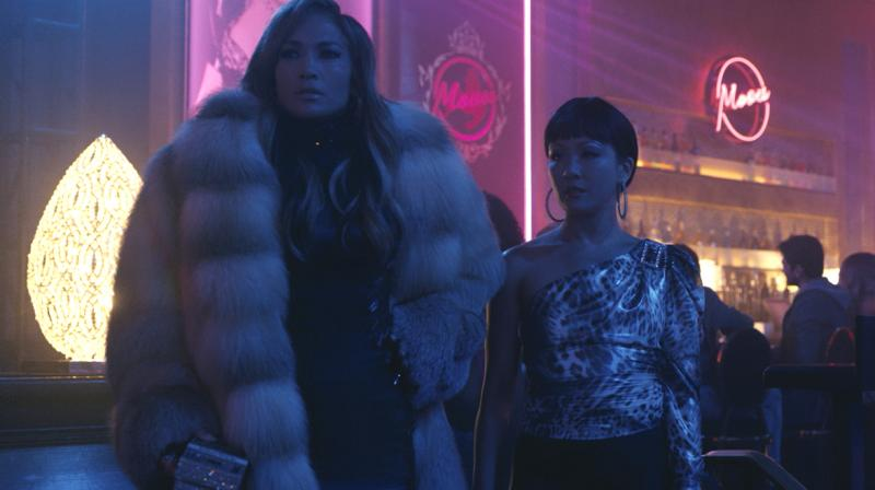 Jennifer Lopez in the film.