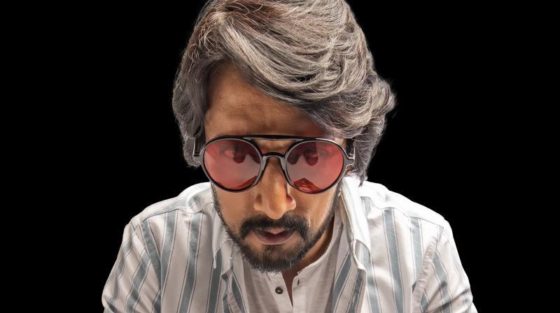 Kichcha Sudeepa.