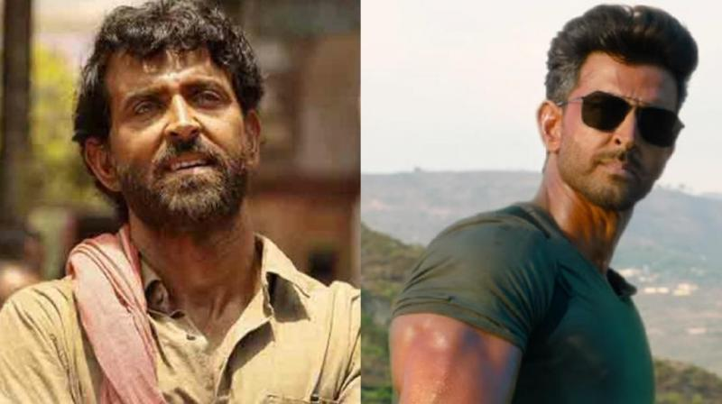 Hrithik Roshan`s `War` crosses lifetime business of `Kabir Singh`-View Collections