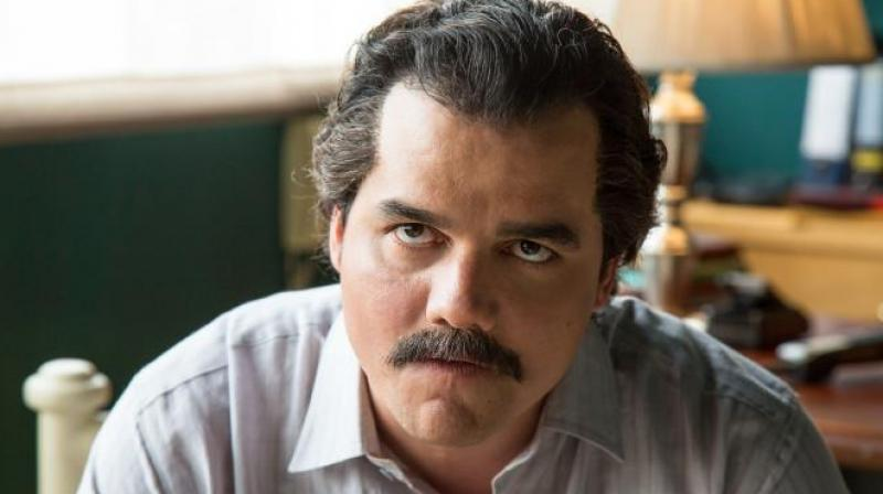 Wagmer Moura in Narcos.