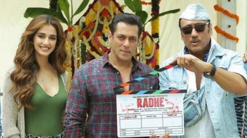 Disha Patani to have a short role Salman Khan's 'Radhe?