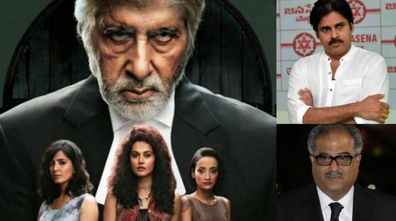 After 'Nerkonda Paarvaai', Boney Kapoor is now gearing up for Telugu remake with Pawan Kalyan.