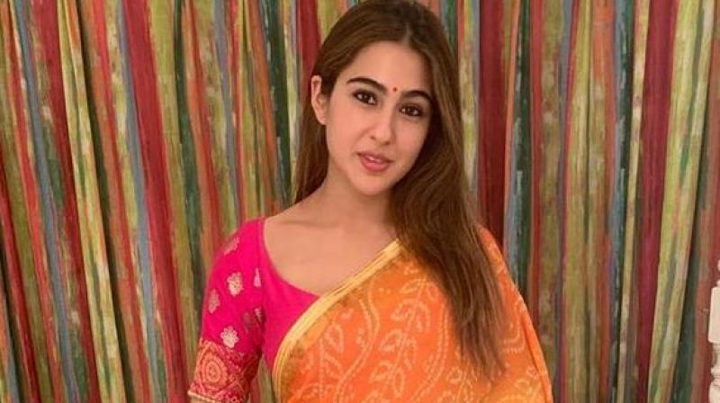 Sara Ali Khan.