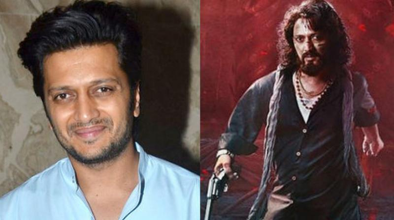 Riteish Deshmukh will be seen playing the cunning villain named Vishu in Milap Milan Zaveri's 'Marjaavaan'.