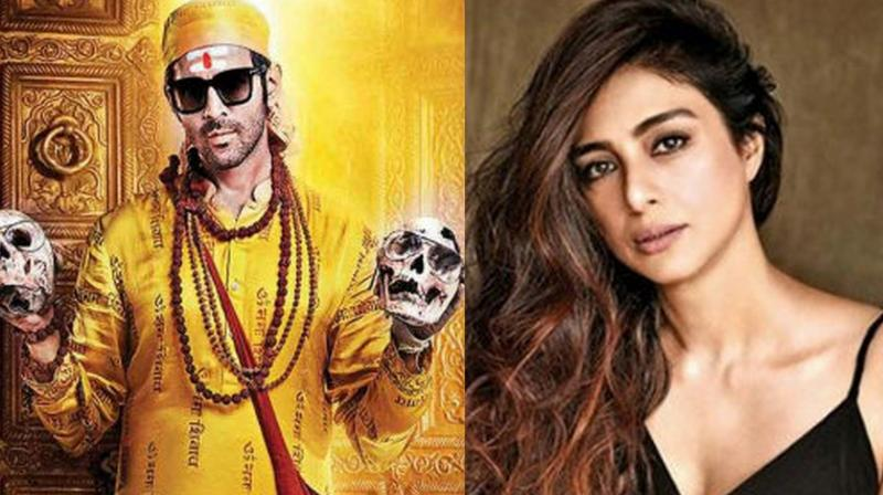 Tabu joined the cast of Kartik Aaryan and Kiara Advani starrer 'Bhool Bhulaiyaa 2'.