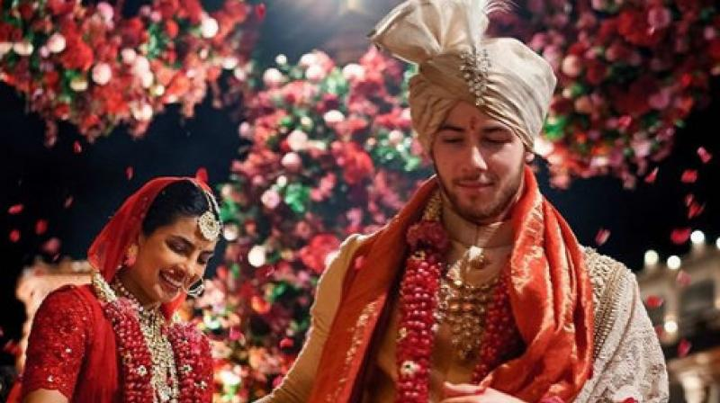 Priyanka Chopra and Nick Jonas. (Photo: Instagram)