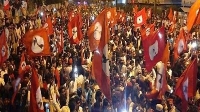 The protest was organised by Jeay Sindh Qaumi Mahaz (JSQM), a nationalist political party in the Sindh province of Pakistan, demanding a separate country called Sindhudesh.  (Photo: ani)