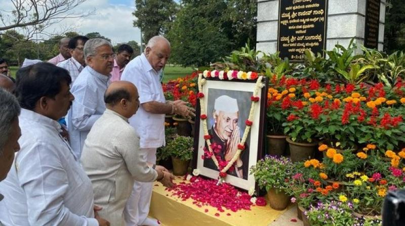 In India, Children's Day is celebrated on November 14 every year as a mark of respect to Jawaharlal Nehru, the first Prime Minister of independent India. (Photo: ANI)