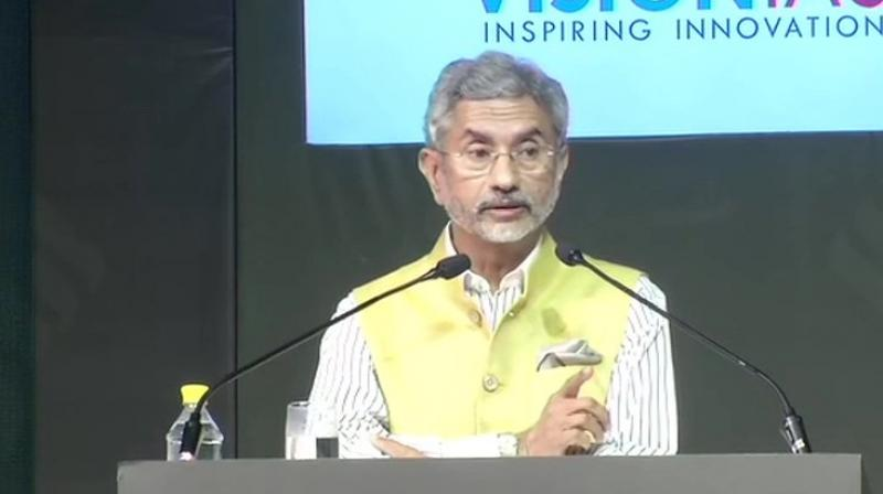 Jaishankar said the very structure of international order was undergoing a profound transformation.  (Photo: ANI)