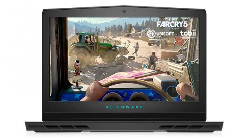 Alienware 15 and 17 gaming laptops will offer new 8th-Gen Intel Core i5, i7, and i9 processors with up to six cores, enabling overclocking up to 5.0Ghz.