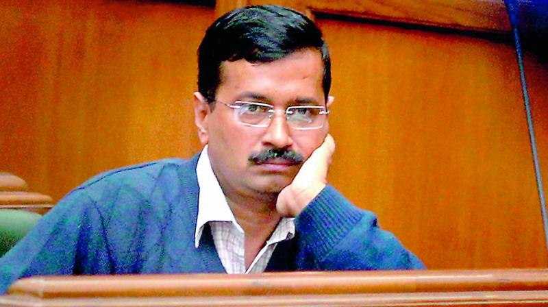 Delhi Chief Minister Arvind Kejriwal's advisor submitted his resignation letter in the Chief Minister's Office and sent a copy to the lieutenant governor. (Photo: File).