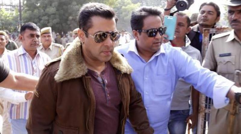 Salman Khan to spend night in Jodhpur jail as Prisoner No. 106