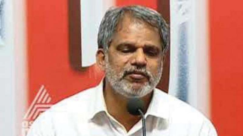 LDF convenor A. Vijayaraghavan