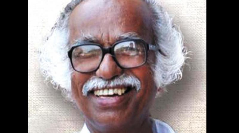 Minister for Ports Kadan-nappally Ramachandran