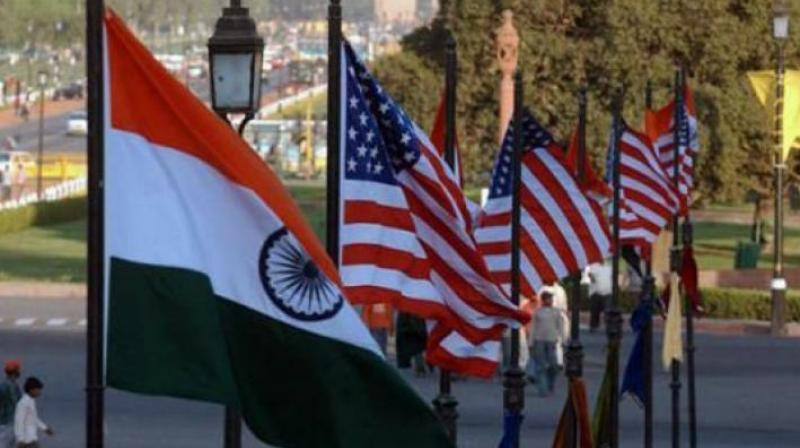 The United States has been looking to sell more energy products to India, the world's third-biggest buyer of oil.