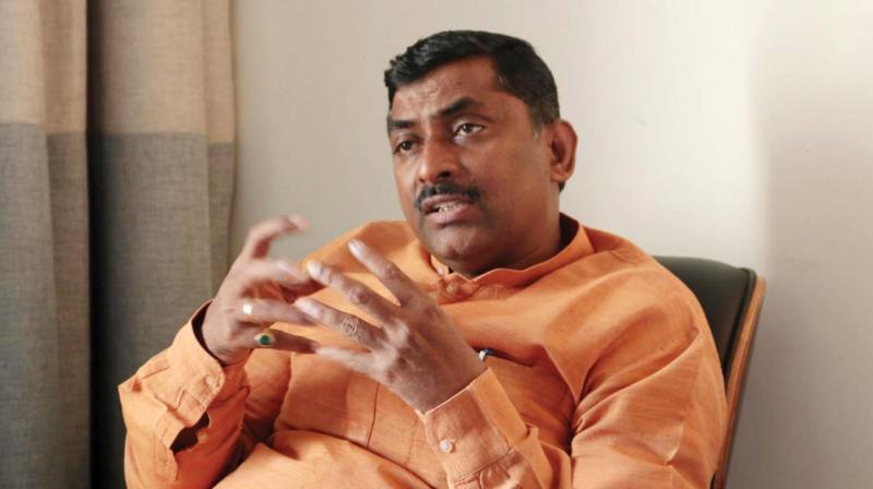 P. Muralidhar Rao