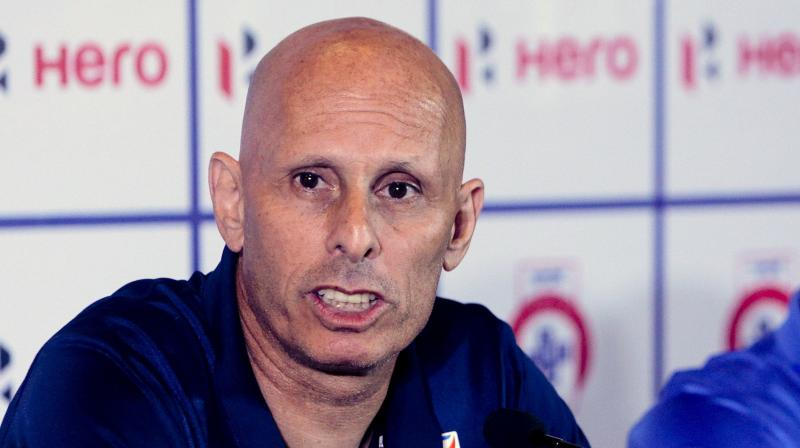 Constantine said that he was delighted over this win and for Chhetri. (Photo: PTI)