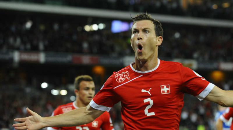 He was named captain of Switzerland in 2016 and has earned 99 caps for his country. (Photo: AFP)