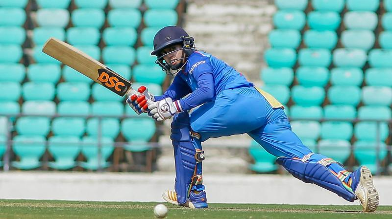 She now has 2,015 runs in 75 matches. (Photo: PTI)