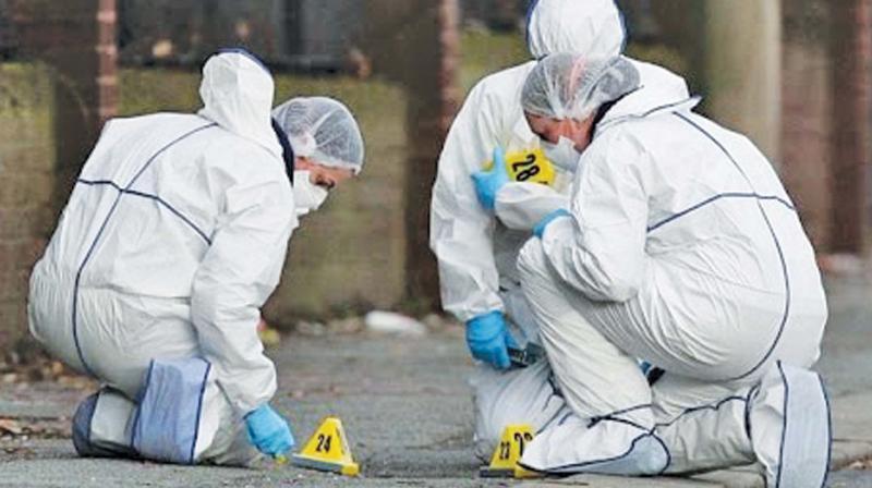 Nanotechnology On The Crime Scene