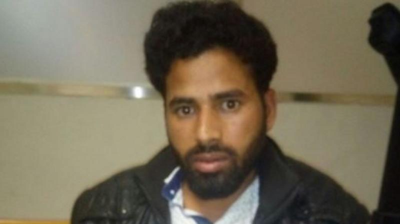 Uttar Pradesh ATS arrested an ISIS suspect Abu Zaid from Mumbai. (Photo: ANI | Twitter)