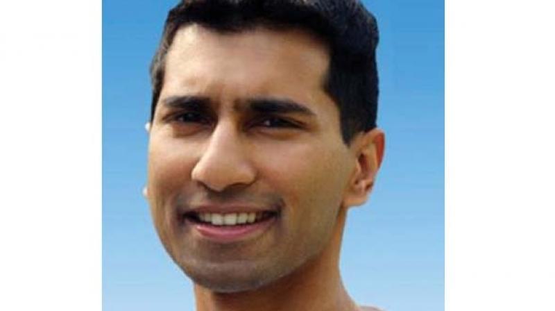 A.K. Antony's son Anil K. Antony