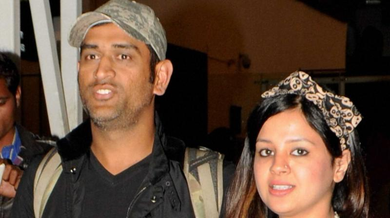 The UIDAI crackdown came after MS Dhoni's wife Sakshi flagged the matter and complained about it to Law and IT Minister Ravi Shankar Prasad, who promised swift action. (Photo: PTI)