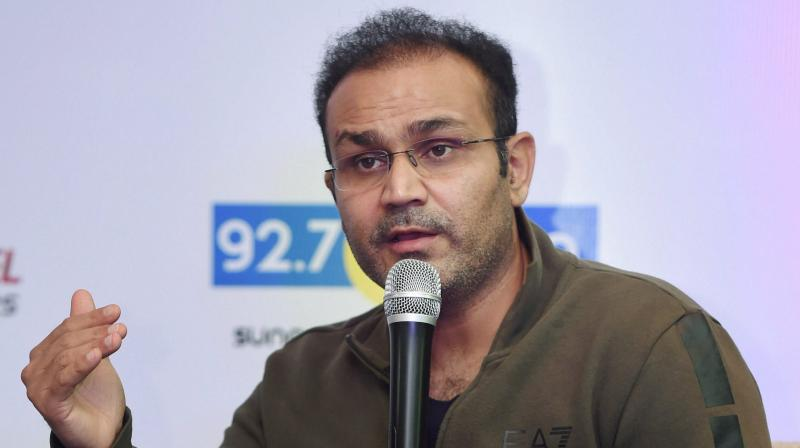 """You can keep enormous security, but they can't stop anything if the player wants to do something (unlawful). It's the player's own responsibility to ensure that no one questions your integrity,"" said Virender Sehwag. (Photo: PTI)"