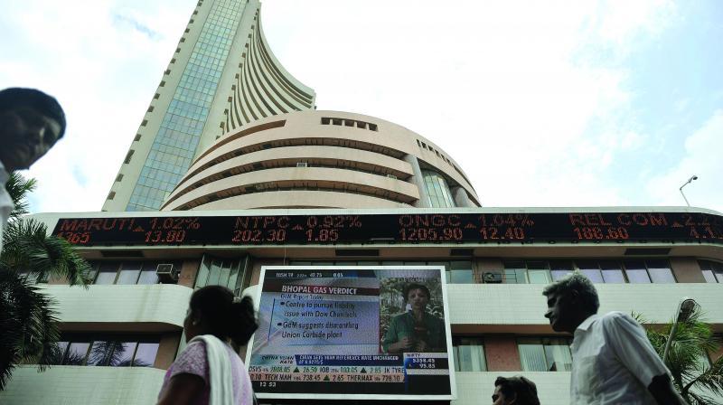 Stock Market in tensed state
