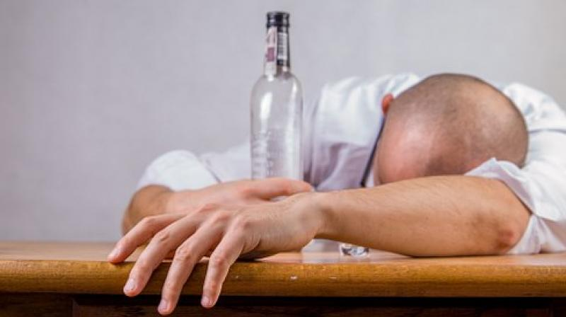 Alcohol-related aggression is caused by changes in the prefrontal cortex. (Photo: Pixabay)