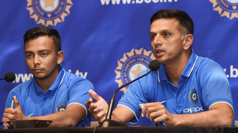 Coach Rahul Dravid backs India to go the distance