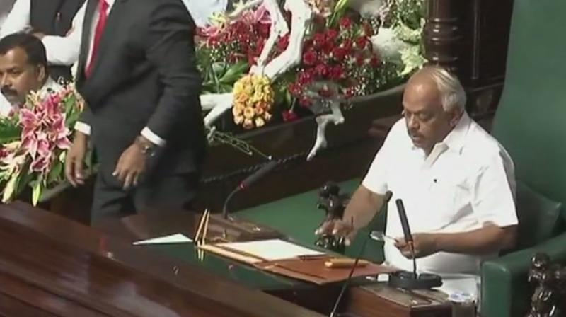 Image result for Ramesh Kumar of Congress was unanimously