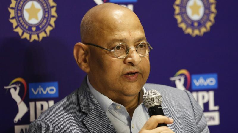 The chairman of the ICC (Shashank Manohar) has made a statement to address the issue and he has simply said that it is a matter which is beyond ICC's domain:  Amitabh Choudhary. (Photo: AP)