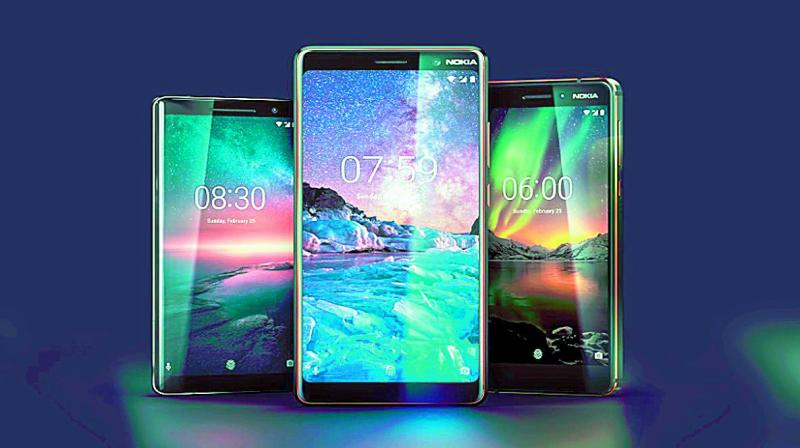 Fresh Nokia X6 render leaks and (surprise!), it has a notched display