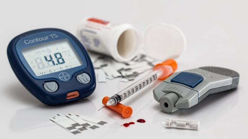 The data analysis done by SRL Diagnostics unveiled that men accounted for 21% diabetes level blood sugar against 17.3% for women.  (Photo: Pexels)